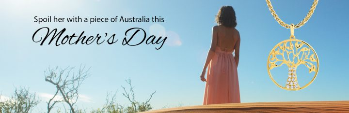 Dreamtime Australian Diamonds the perfect Mother's Day Gift